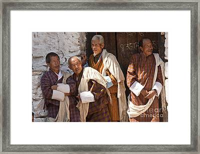 Framed Print featuring the digital art Couriosity by Angelika Drake