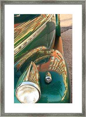 Court House Classic 1940 Framed Print