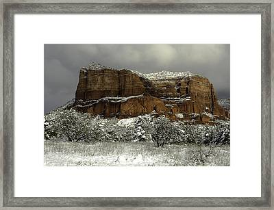 Courthouse Framed Print by Brian Oakley  Photography