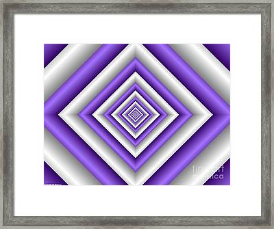 Covariance  4 Framed Print