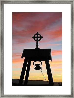 Cove Oregon Framed Print