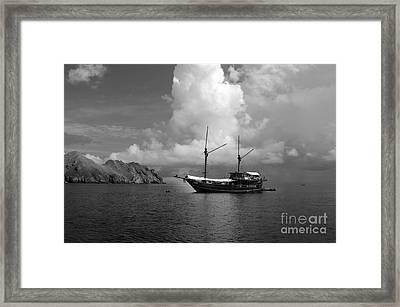 Cove  Framed Print by Sergey Lukashin