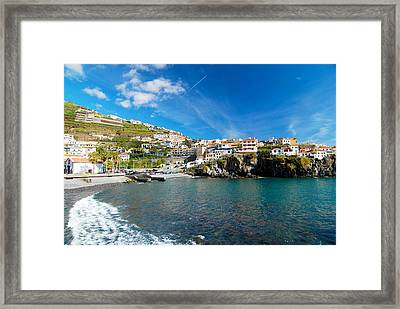 Cove Framed Print by Tracy Winter