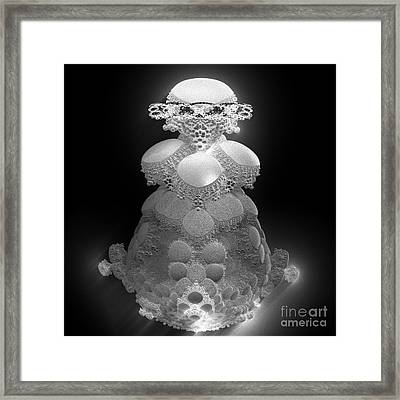 Cover Of Beauty Framed Print by Peter R Nicholls
