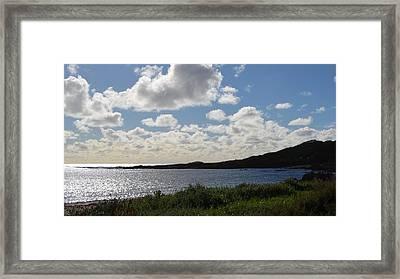 Cowaramup Bay 2.2 Framed Print by Cheryl Miller