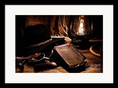 Bible Photographs Framed Prints
