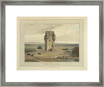 Coxton Tower Framed Print