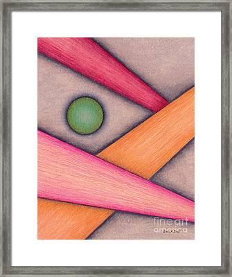 Cp033 Framed Print by David K Small
