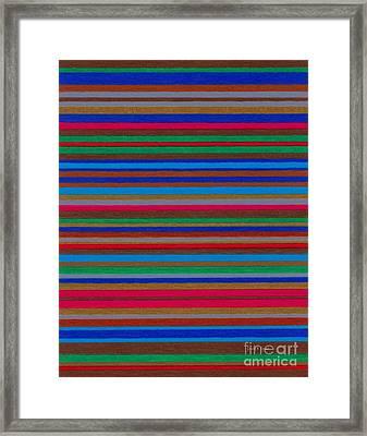 Cp039 Framed Print by David K Small