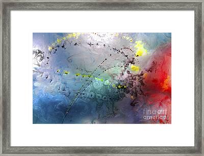 Cpo-7a Framed Print by Petros Yiannakas