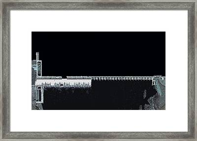 Cpower8 Framed Print by Mark Van Norman