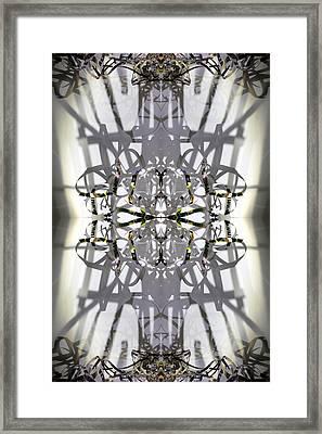 Cpvx Framed Print by Citpelo Xccx