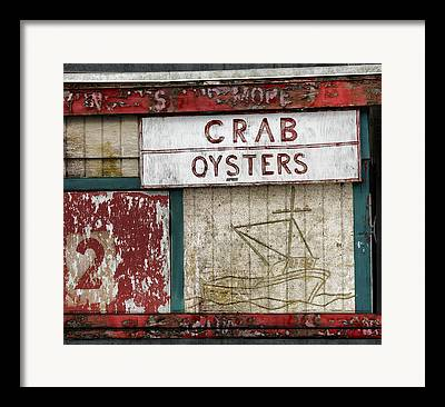 Shack Digital Art Framed Prints