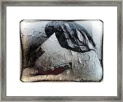 Cracked Dreams Framed Print by Gun Legler
