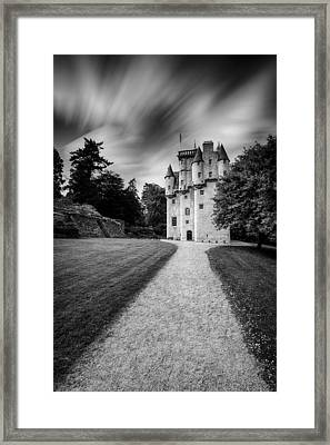 Craigievar Castle Framed Print by Dave Bowman