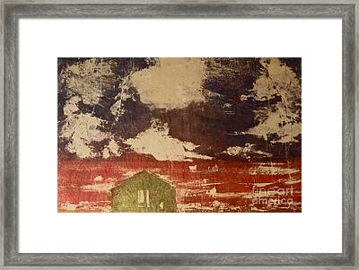 Cranberry Season Framed Print by Deborah Talbot - Kostisin