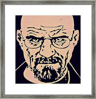 Cranston Framed Print by Movie Poster Prints