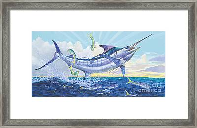 Crasher Off0034 Framed Print by Carey Chen