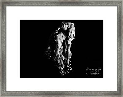 Craving Framed Print
