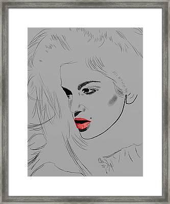 Crawford Framed Print