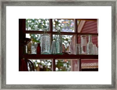 Crawford's Window Framed Print