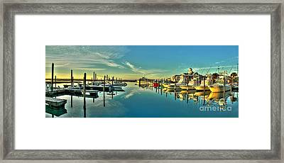 Framed Print featuring the photograph Crazy Sisters Marina by Ed Roberts