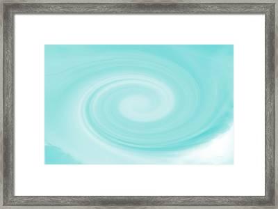 Cream Framed Print by Dan Sproul