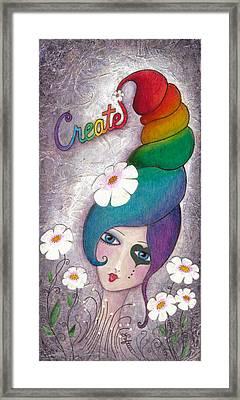Create Framed Print by Joann Loftus