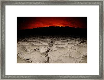 Creation - Craigbill.com - Open Edition Framed Print by Craig Bill