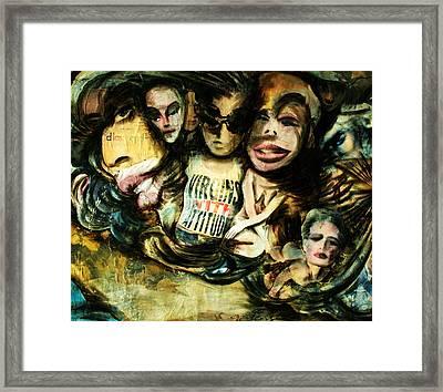 Creation Of Eve 2 Framed Print