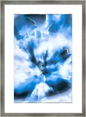 Creation's Dawn 1st Exposure Framed Print by Kellice Swaggerty