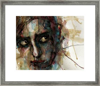 Creole Goddess Framed Print by Paul Lovering