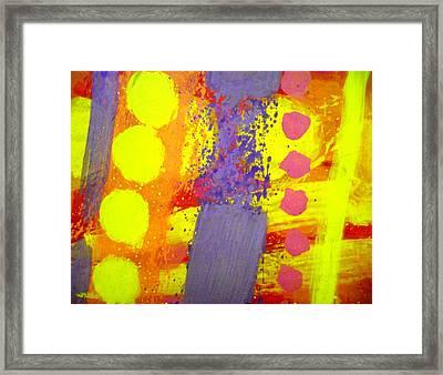Crepuscule Framed Print by John  Nolan