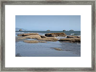 Crescent City Framed Print by Kenneth Hadlock