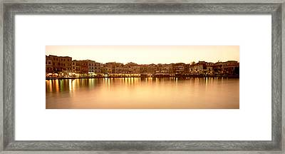 Crete Greece Framed Print by Panoramic Images
