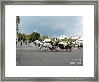 Crew Framed Print by Evgeny Pisarev