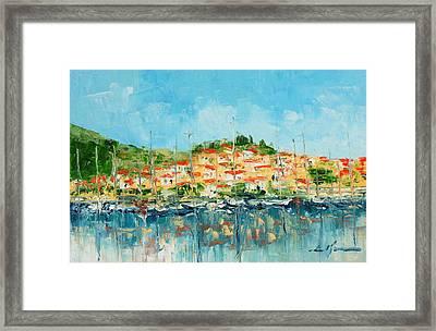 Croatia - Split Framed Print
