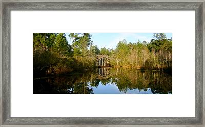 Crosby Arboreturm Framed Print by Jon Berry OsoPorto