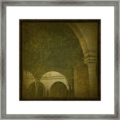 Crosby Mansion Framed Print