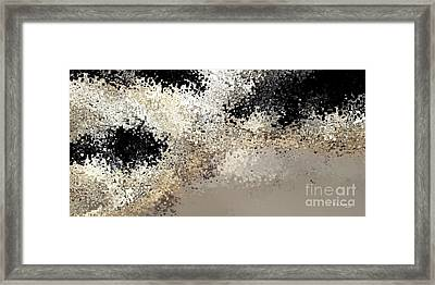 Crossed Over- Great Big Art Framed Print by Great Big Art