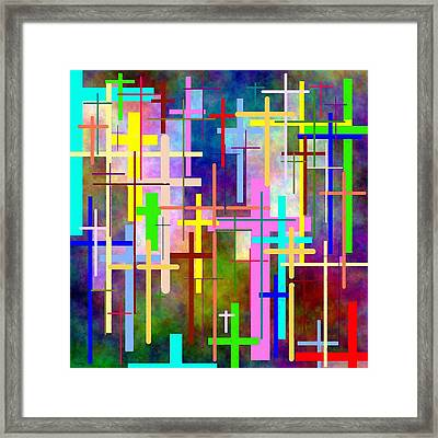 Crossing Over Framed Print by Glenn McCarthy Art and Photography