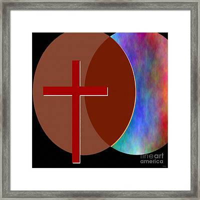 Crossing Paths Framed Print by Glenn McCarthy Art and Photography
