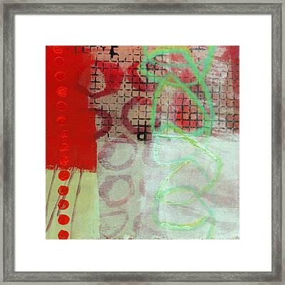 Crossroads 30 Framed Print by Jane Davies
