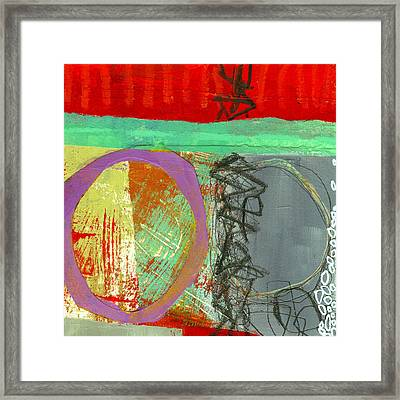 Crossroads 32 Framed Print by Jane Davies