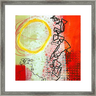 Crossroads 33 Framed Print