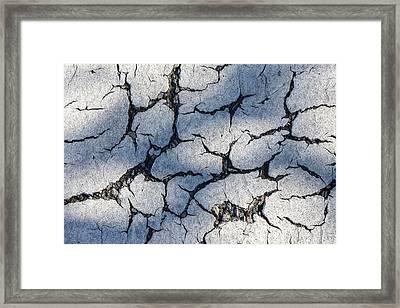 Crosswalk2 Soulard Framed Print