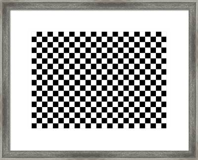 Crossword Fanatic Framed Print by Daniel Hagerman
