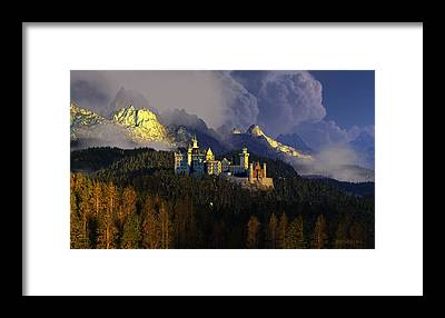 New Castle Framed Prints