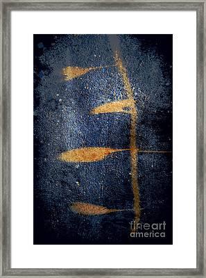 Crown Of Troy Framed Print by Joe Pratt