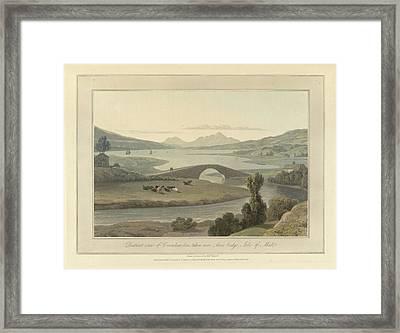 Cruachan-ben Mountain Framed Print